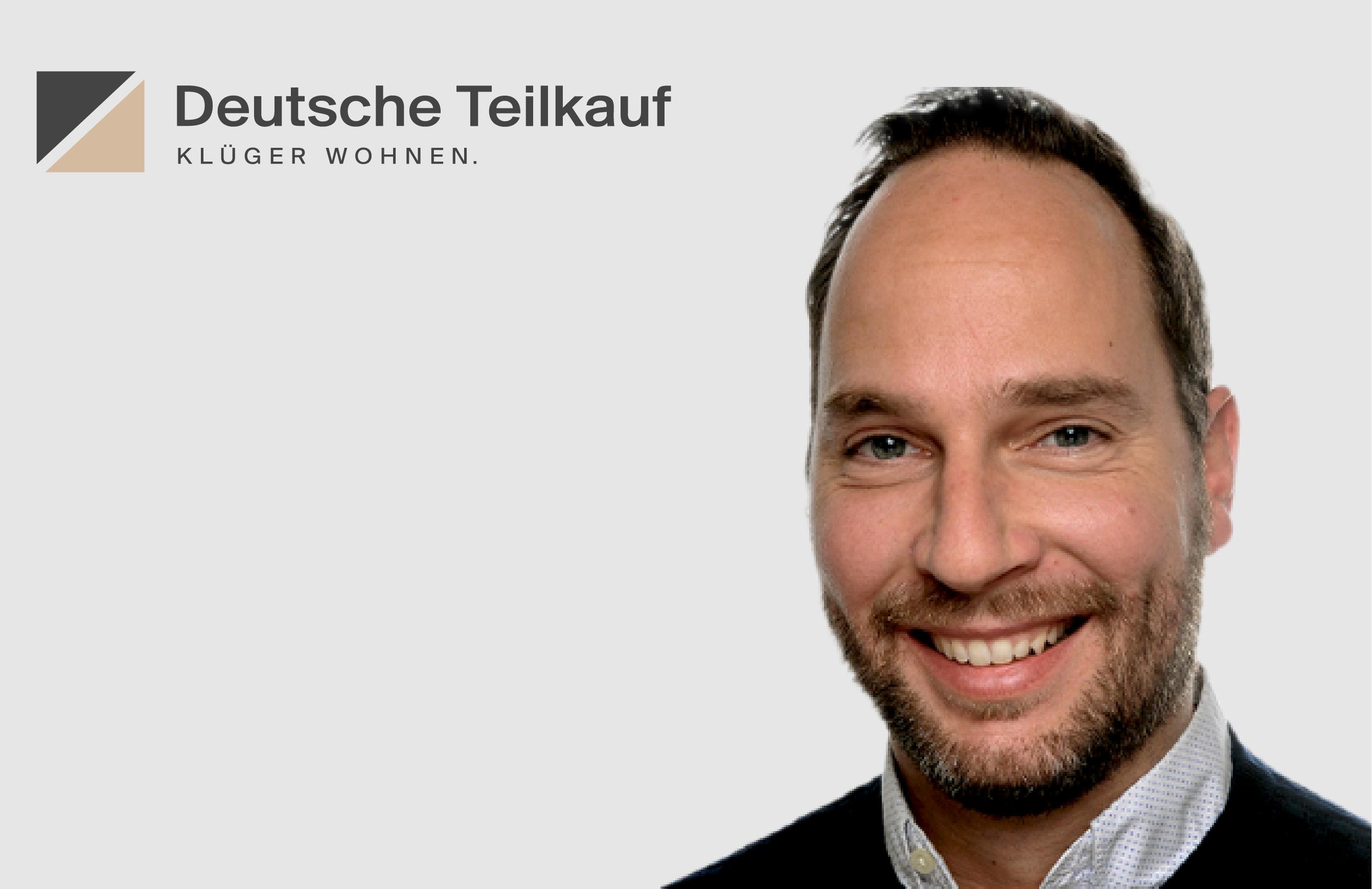 André Dölker neuer Geschäftsführer der Deutsche Teilkauf, Anbieter von Alternativen zu Kredit und Leibrente