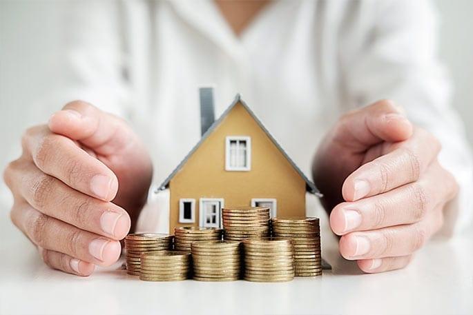 Dank Teilverkauf wird das Haus vom Betongold zu Geld