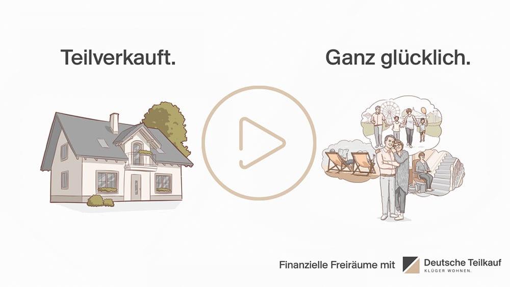 Video der Deutsche Teilkauf zum Immobilien-Teilverkauf