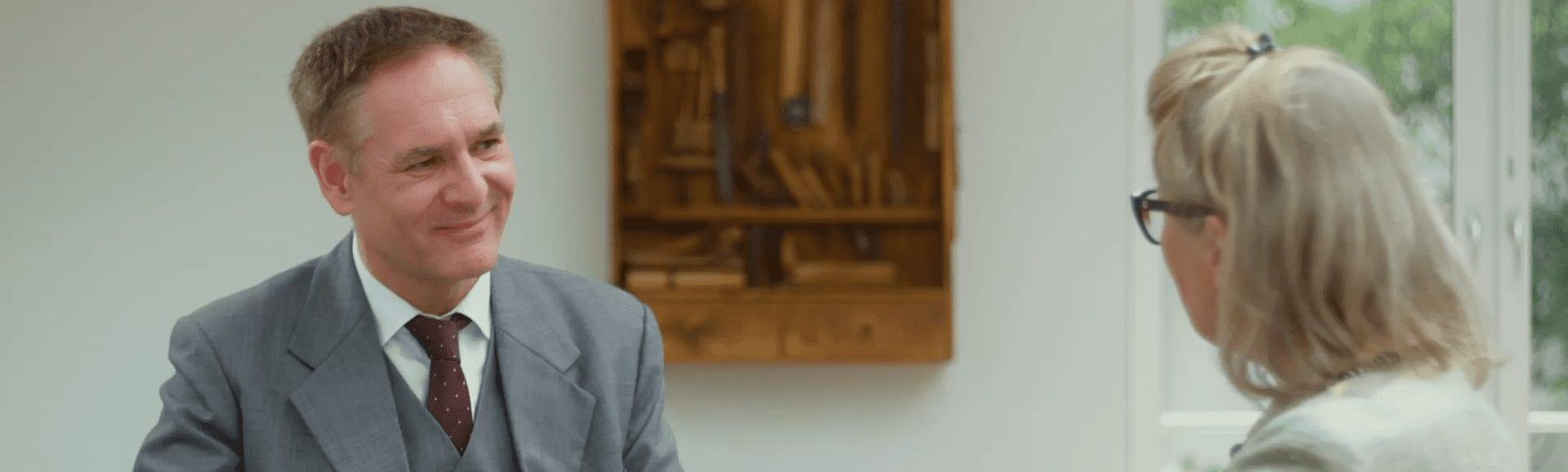 Notar Pohl prüft und erklärt das Teilverkaufsangebot der Deutsche Teilkauf