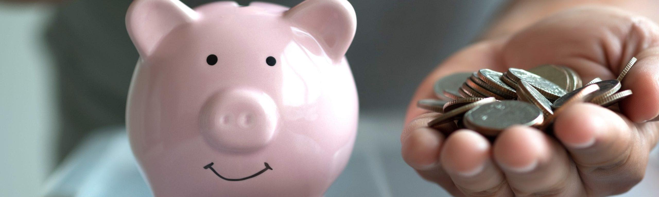 Geld sparen im Alter