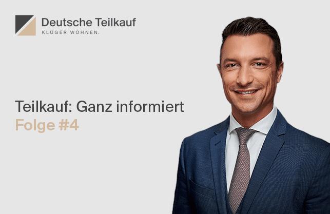 Deutsche Teilkauf: Ganz informiert - Vlog-Folge #4 - Marian Kirchhoff informiert zum Thema Nutzungsentgelt