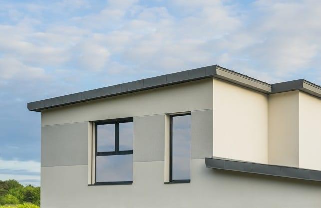 Haus mit Flachdach - Was sich für Immobilieneigentümer 2021 ändert