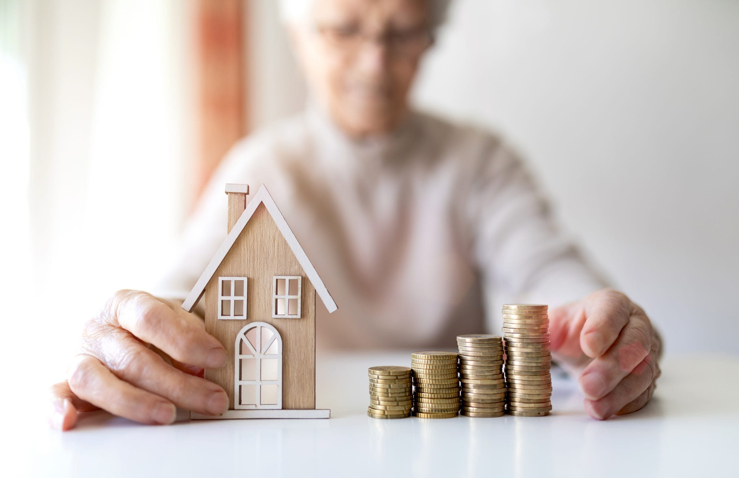 Deutsche Teilkauf Blog früher in Rente - was für Immobilienbesitzer wichtig ist