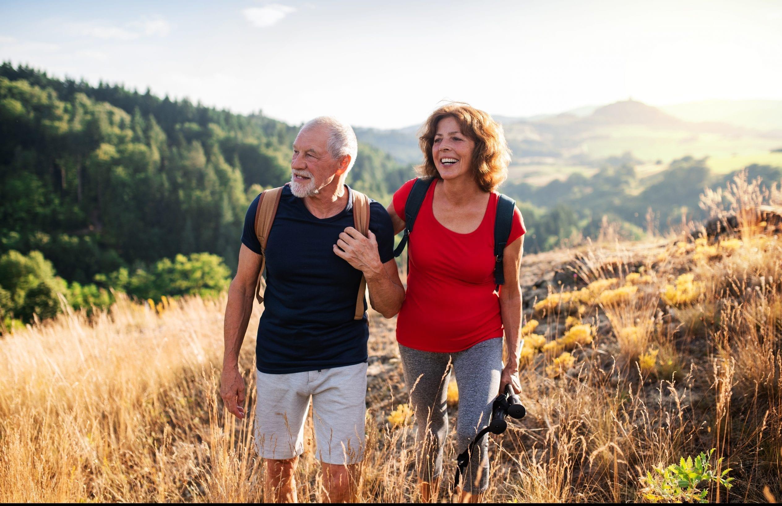 Ich bin dann mal weg:  Reisevorbereitung für Senioren