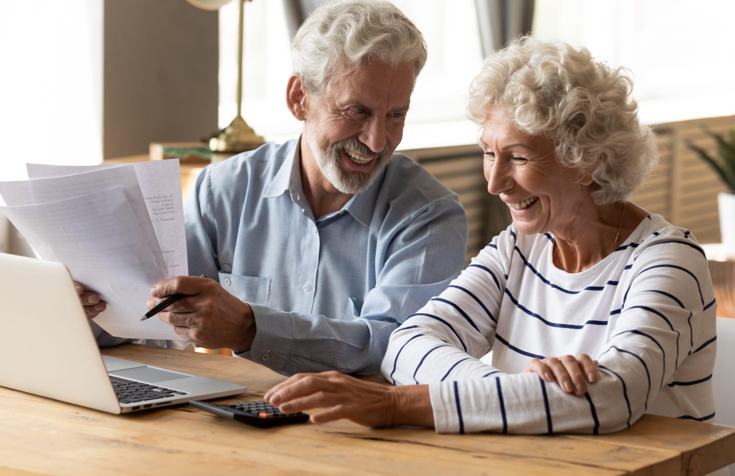 Geld anlegen: Was sich ab 60+ noch lohnt