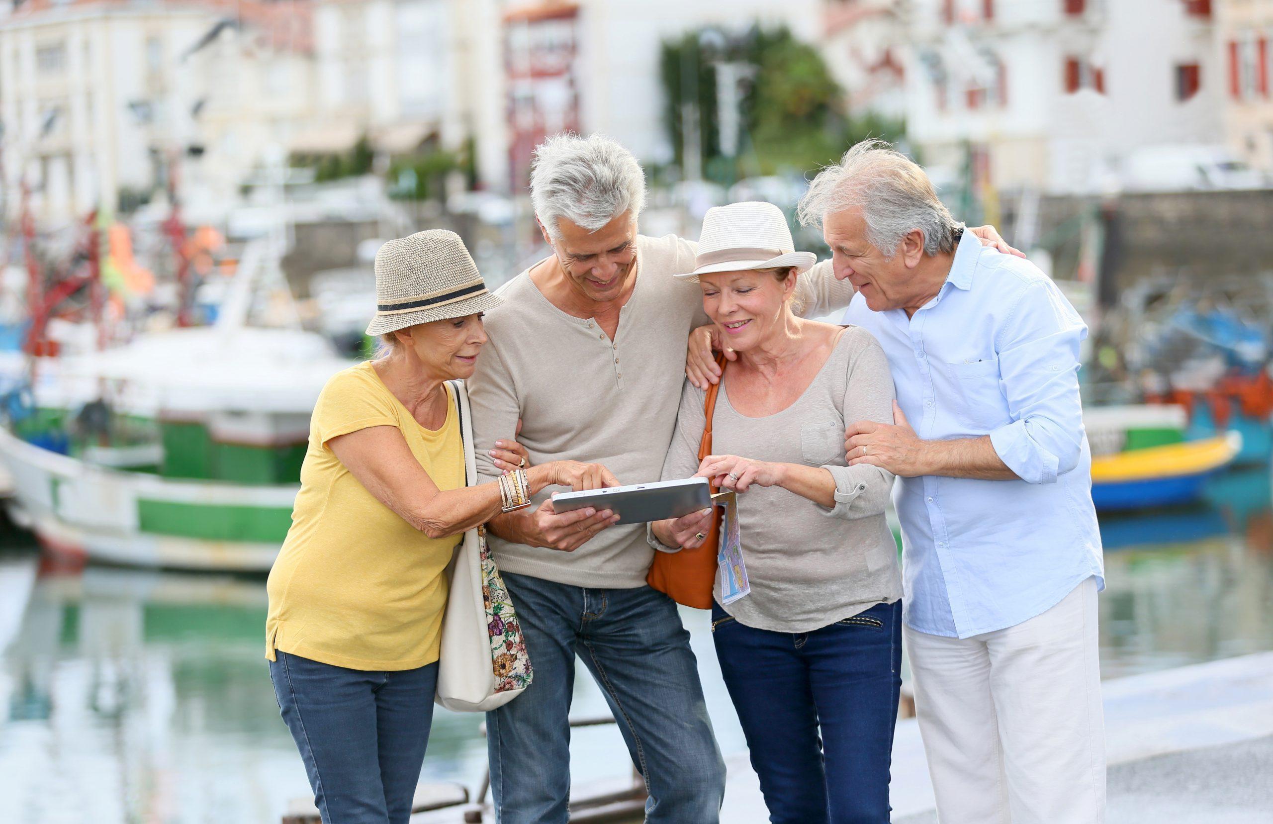Die besten Gründe für das Reisen im Alter
